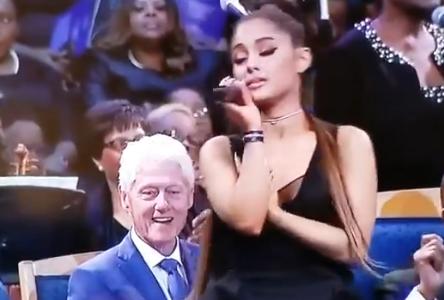 Bill and Ariana